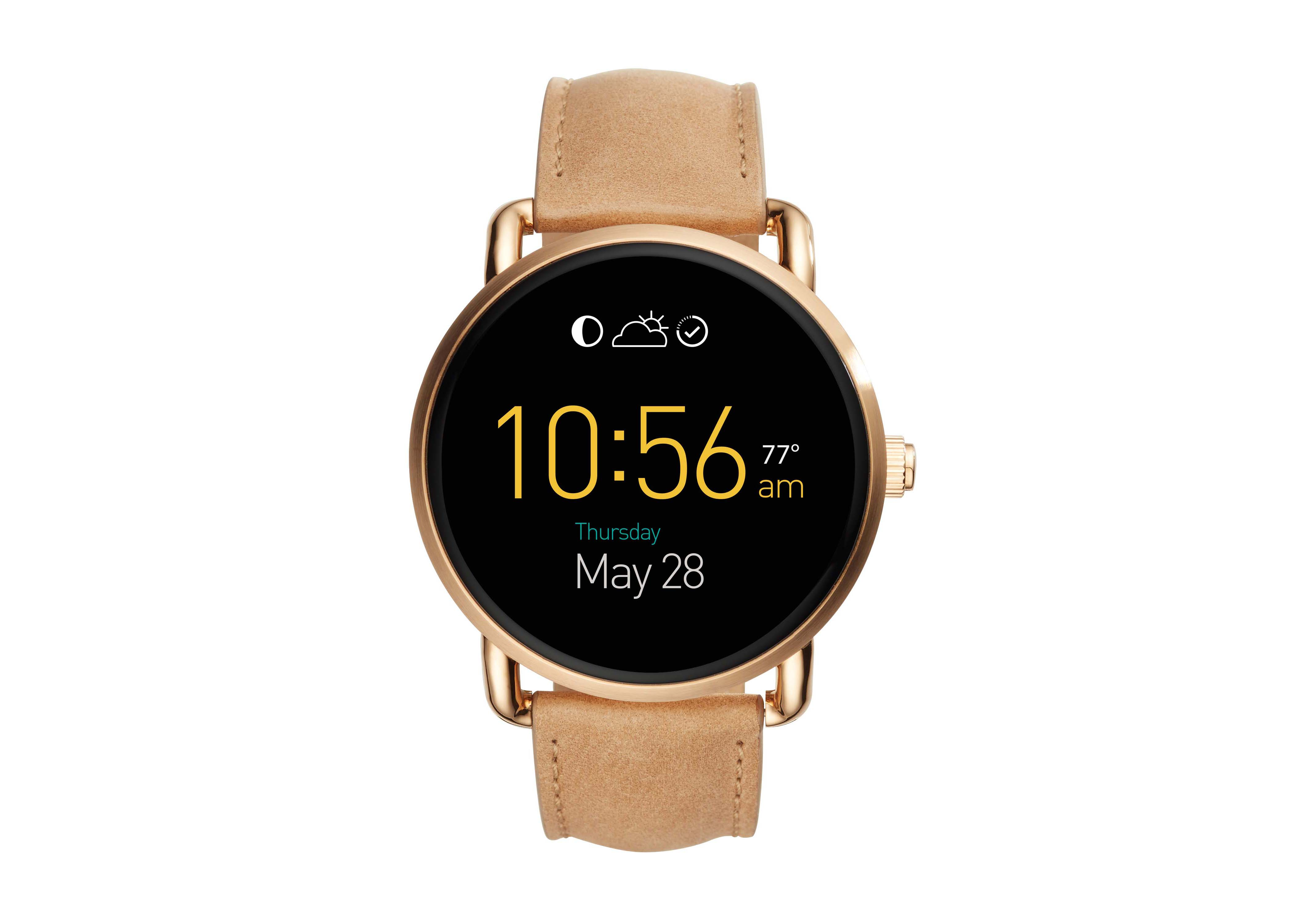 Fossil adds two new watches to its Android Wear lineup