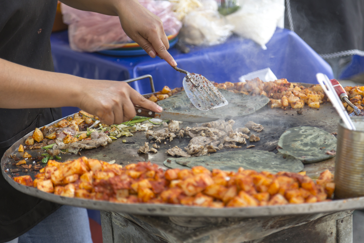 Every Single Thing You Need to Know About Mexican Street Food