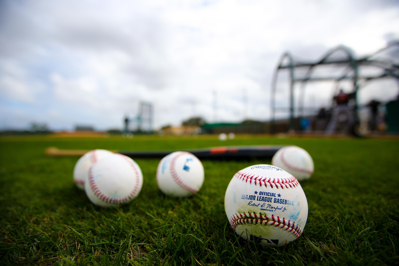 Real baseballs do not appear in fantasy baseball.