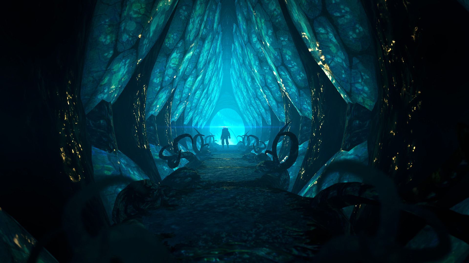 Edge of Nowhere is a confident step into virtual reality