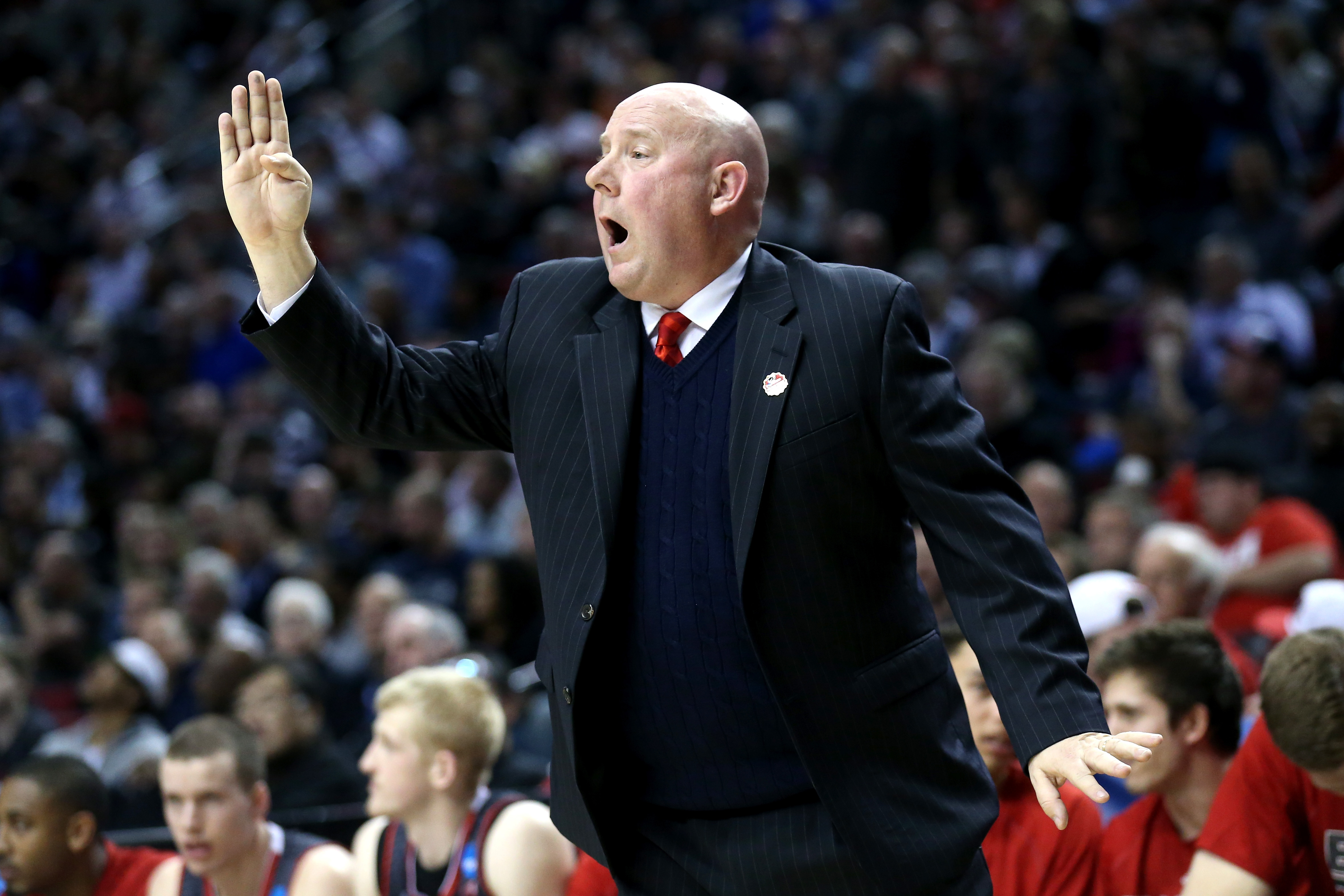 Jim Hayford and the Eagles each celebrated milestones Wednesday night in Cheney, Wash.