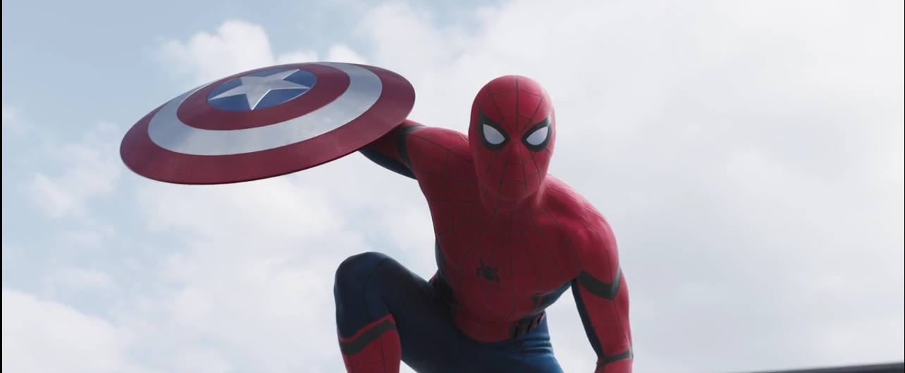 Spider-Man has a very 'interesting' role in Captain America: Civil War