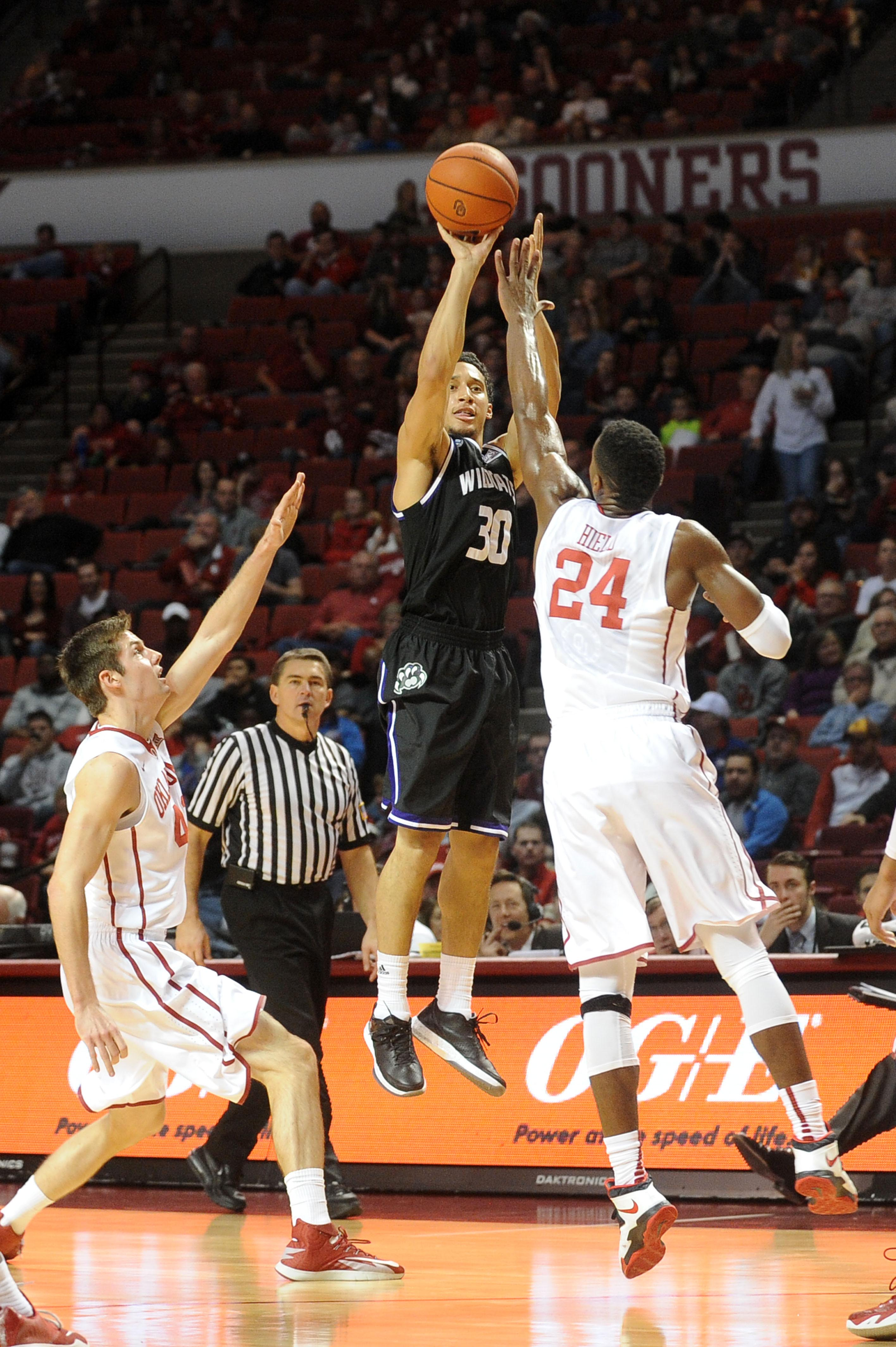 This is Jeremy Senglin. We don't want to let him do this.