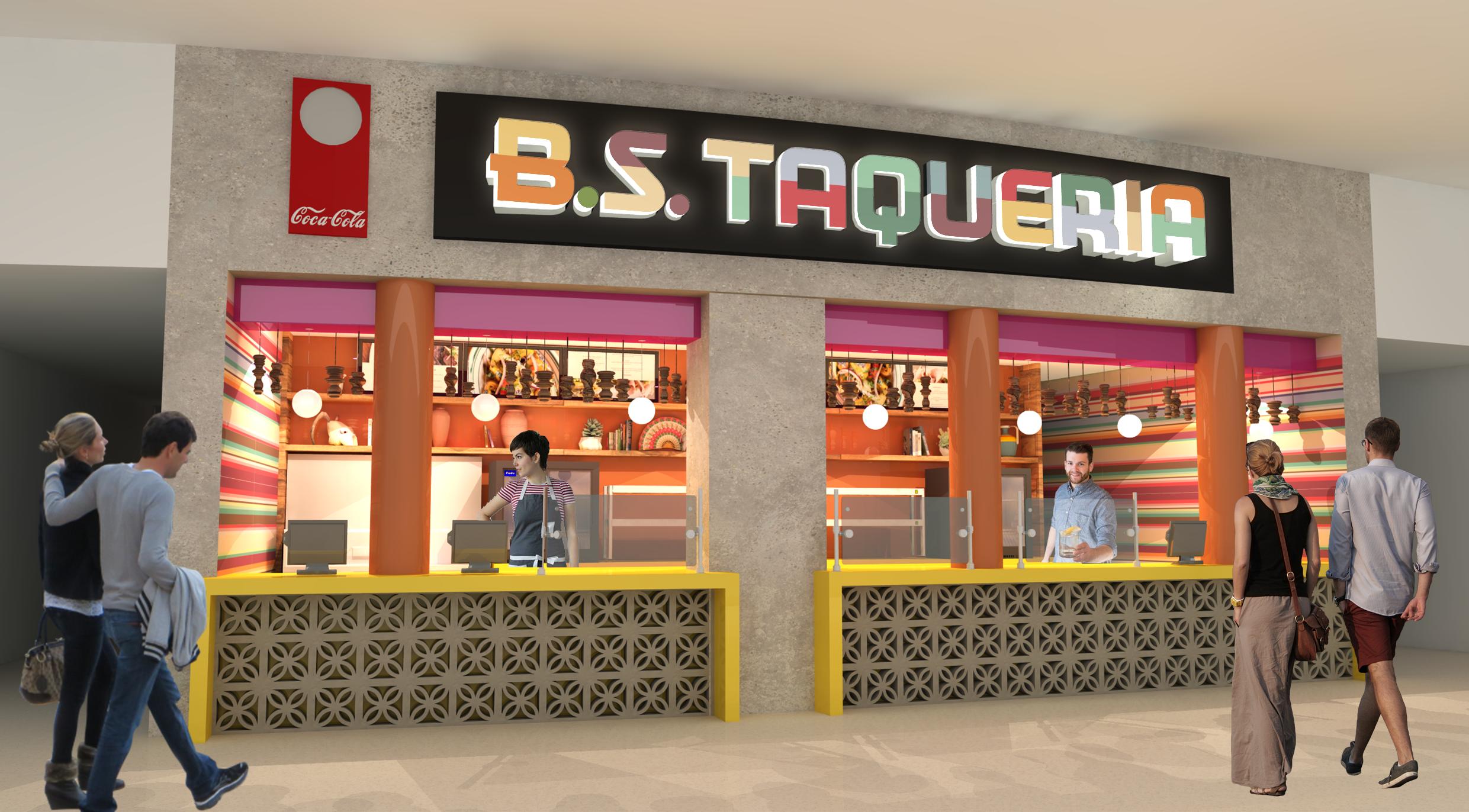 B.S. Taqueria at Staples Center