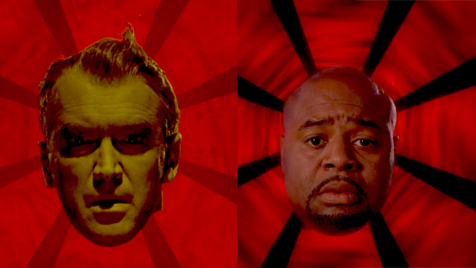 The famous dream sequence from Vertigo referenced in Pushing Daisies.