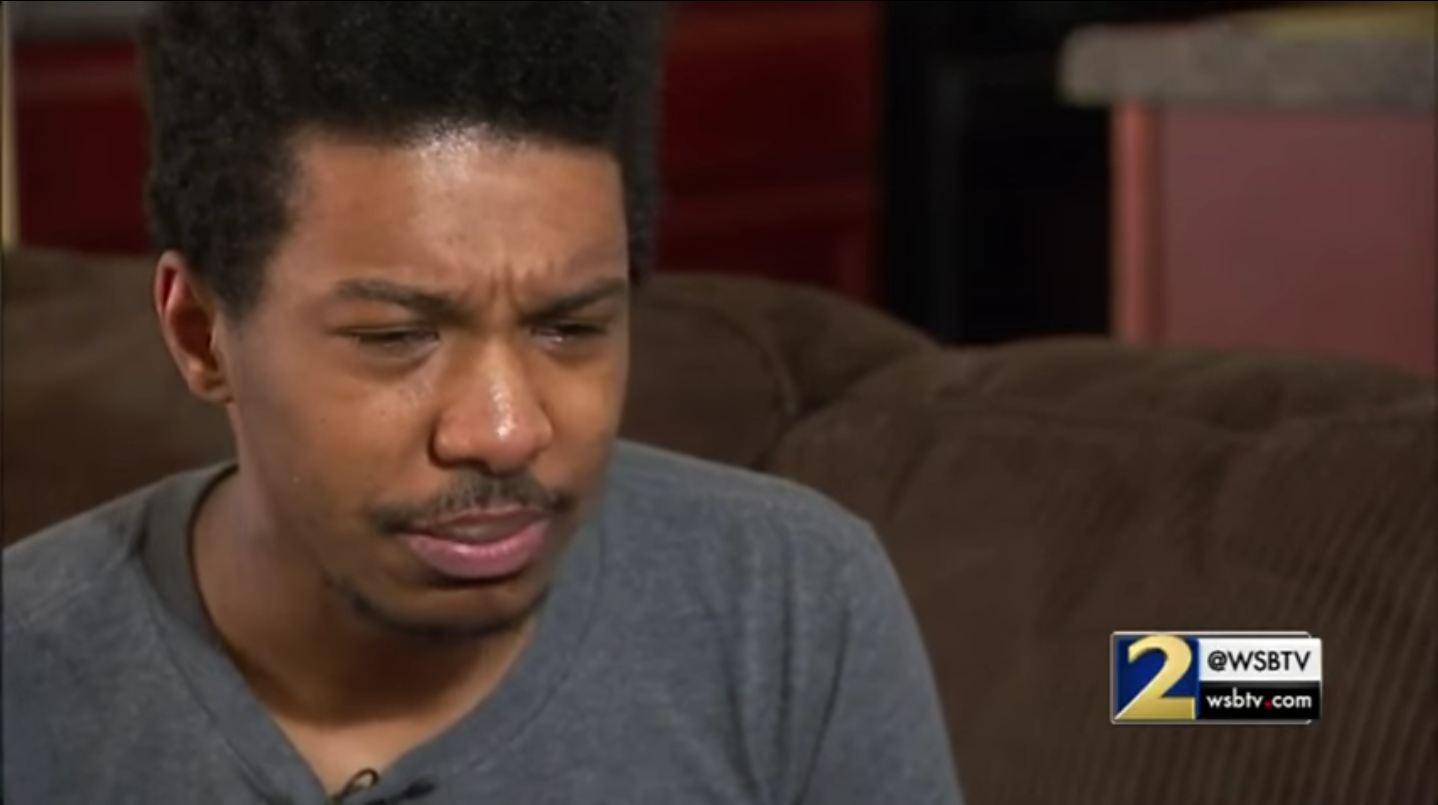 Marquez Tolbert talks about the terrible attack against him and his boyfriend.