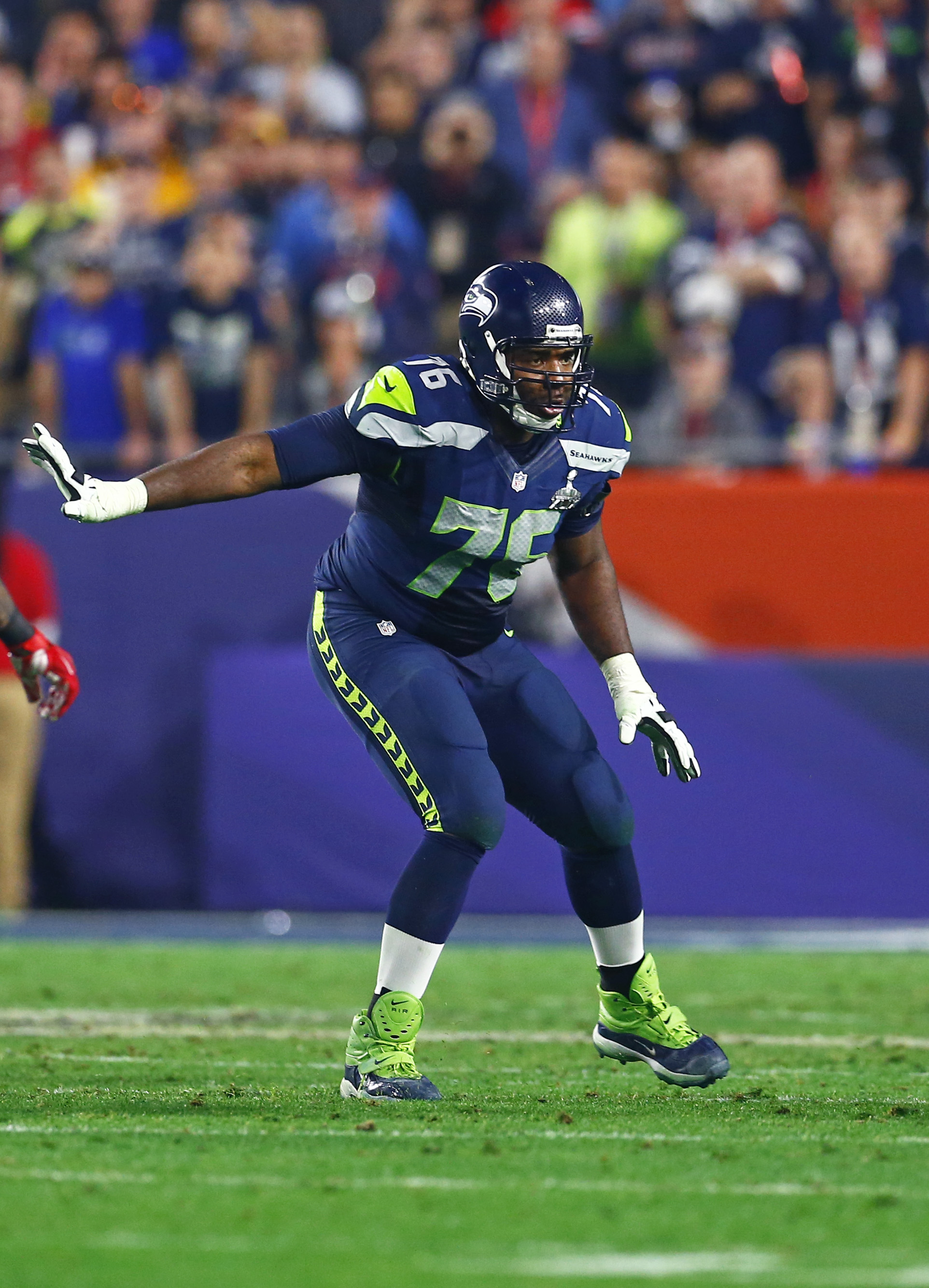 No guarantees for Russell Okung.