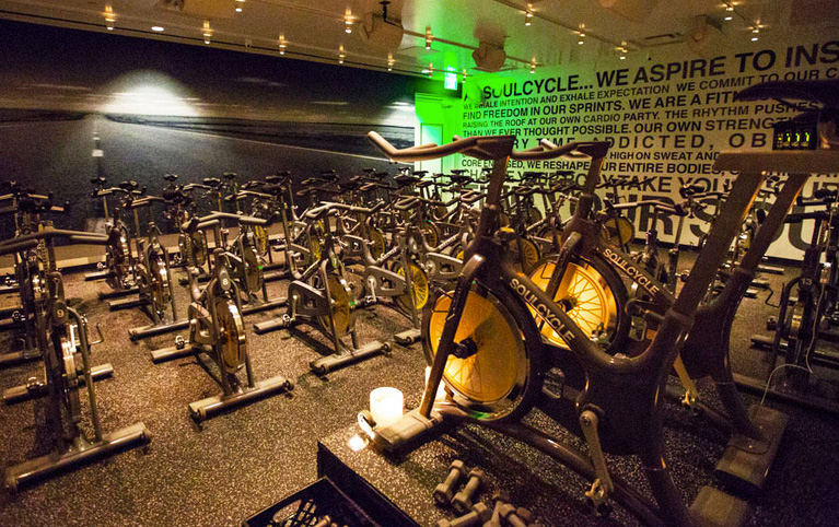 SoulCycle Beverly Hills