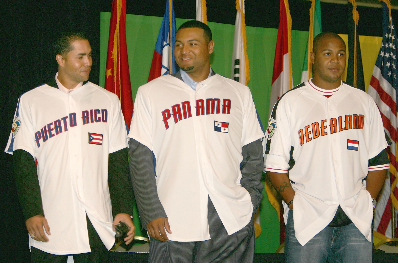 Team Panama manager Carlos Lee