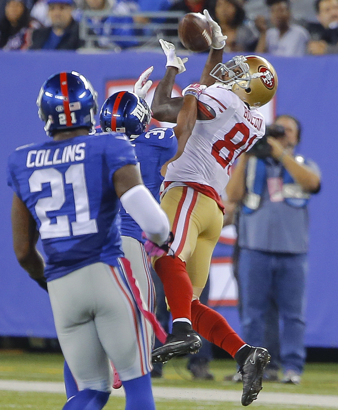 Could Anquan Boldin be a fit for the Giants?
