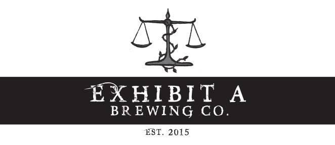Exhibit A Brewing Company logo