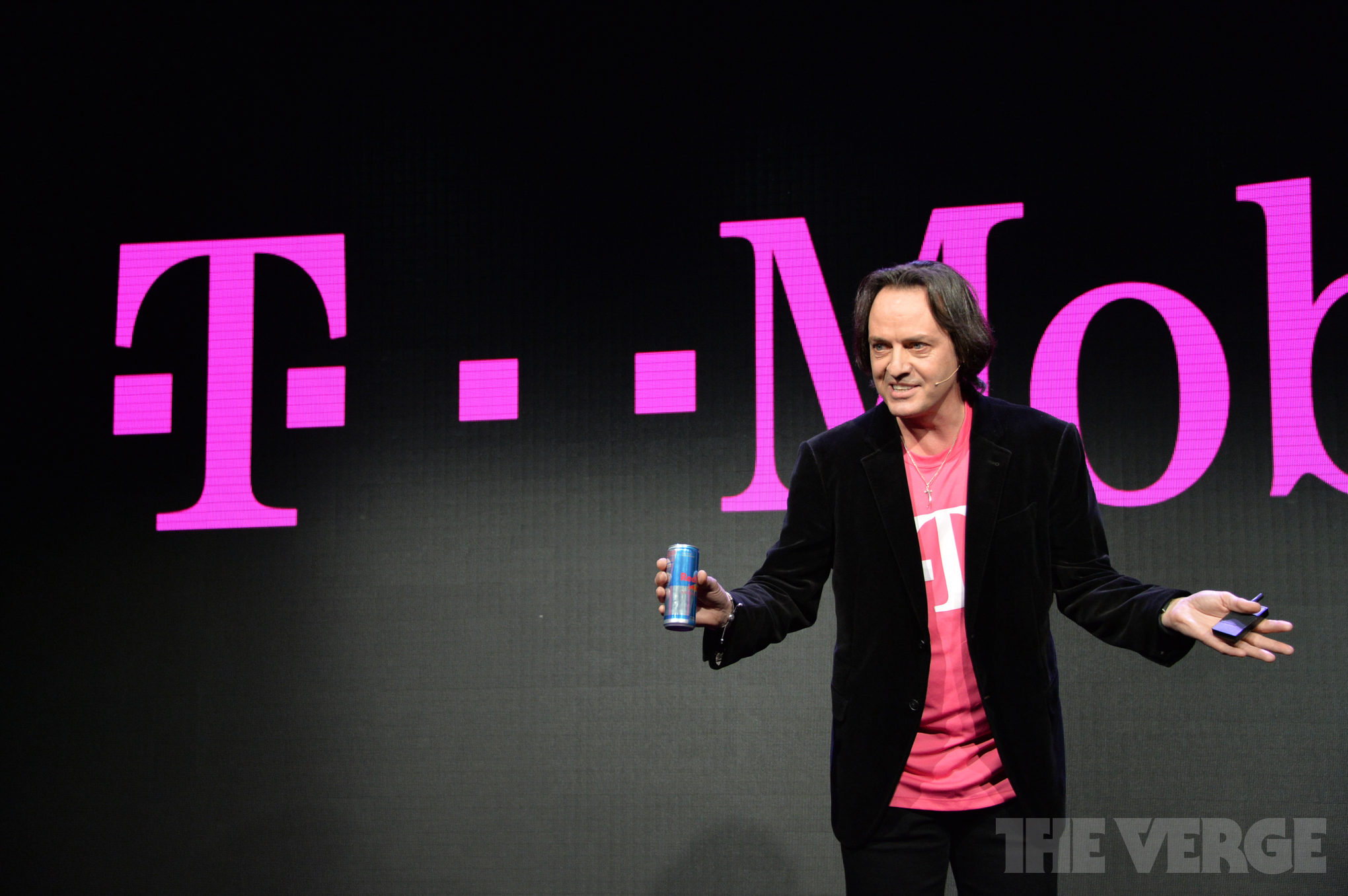 T-Mobile executive says company is 'pivoting away' from unlimited data