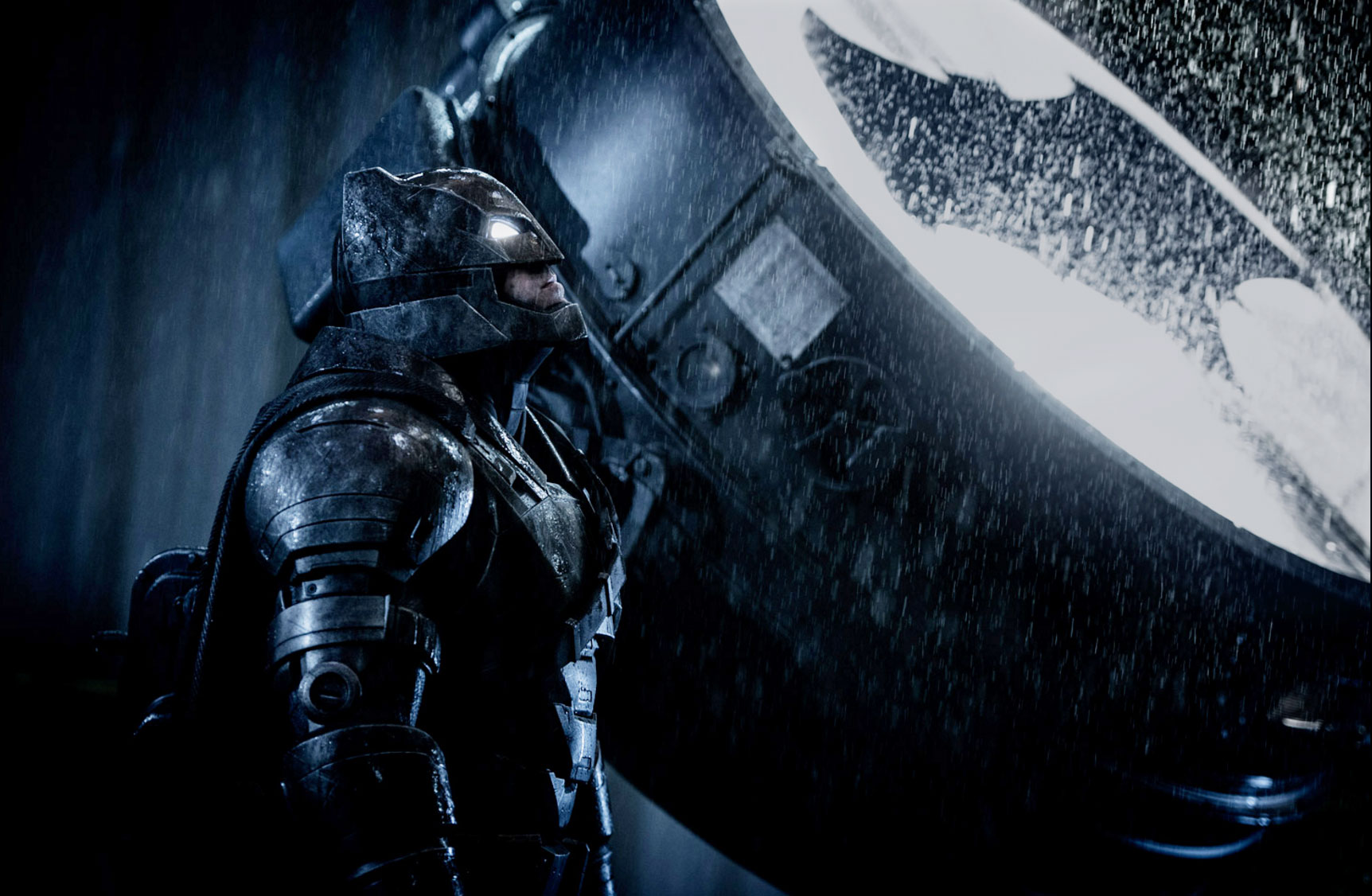The one interesting thing about Batman v Superman: Dawn of Justice