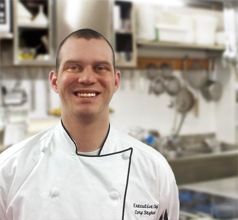 Adamus Executive Chef Cory Seykoski