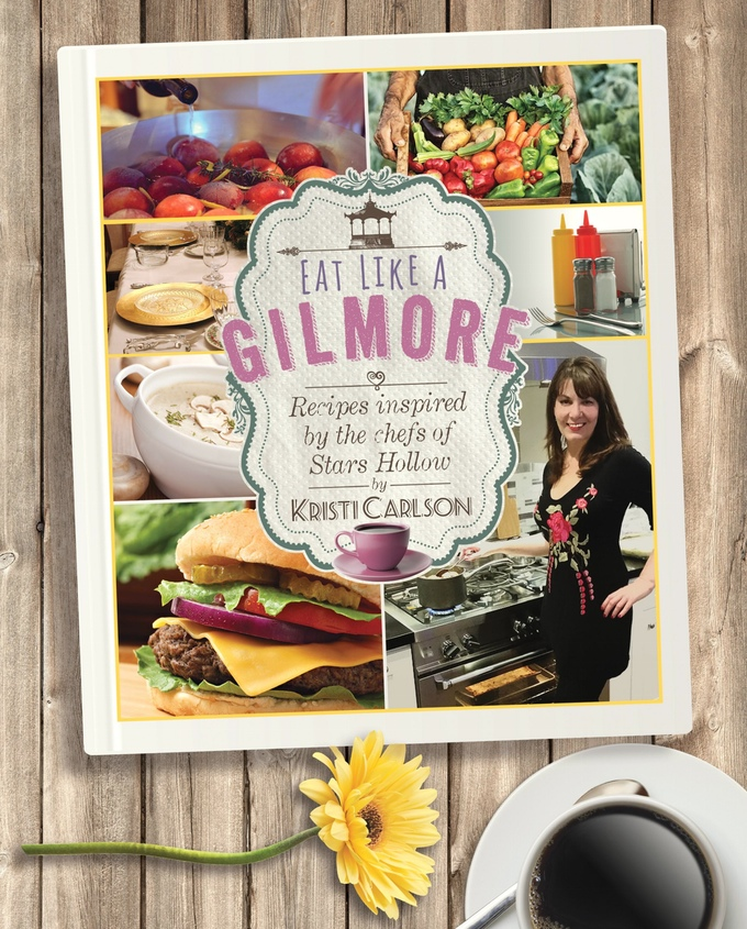 'Eat Like a Gilmore' Will Be a Cookbook Inspired by Stars Hollow