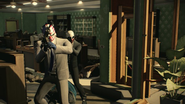 Payday 2 celebrates SteamOS launch with free play campaign