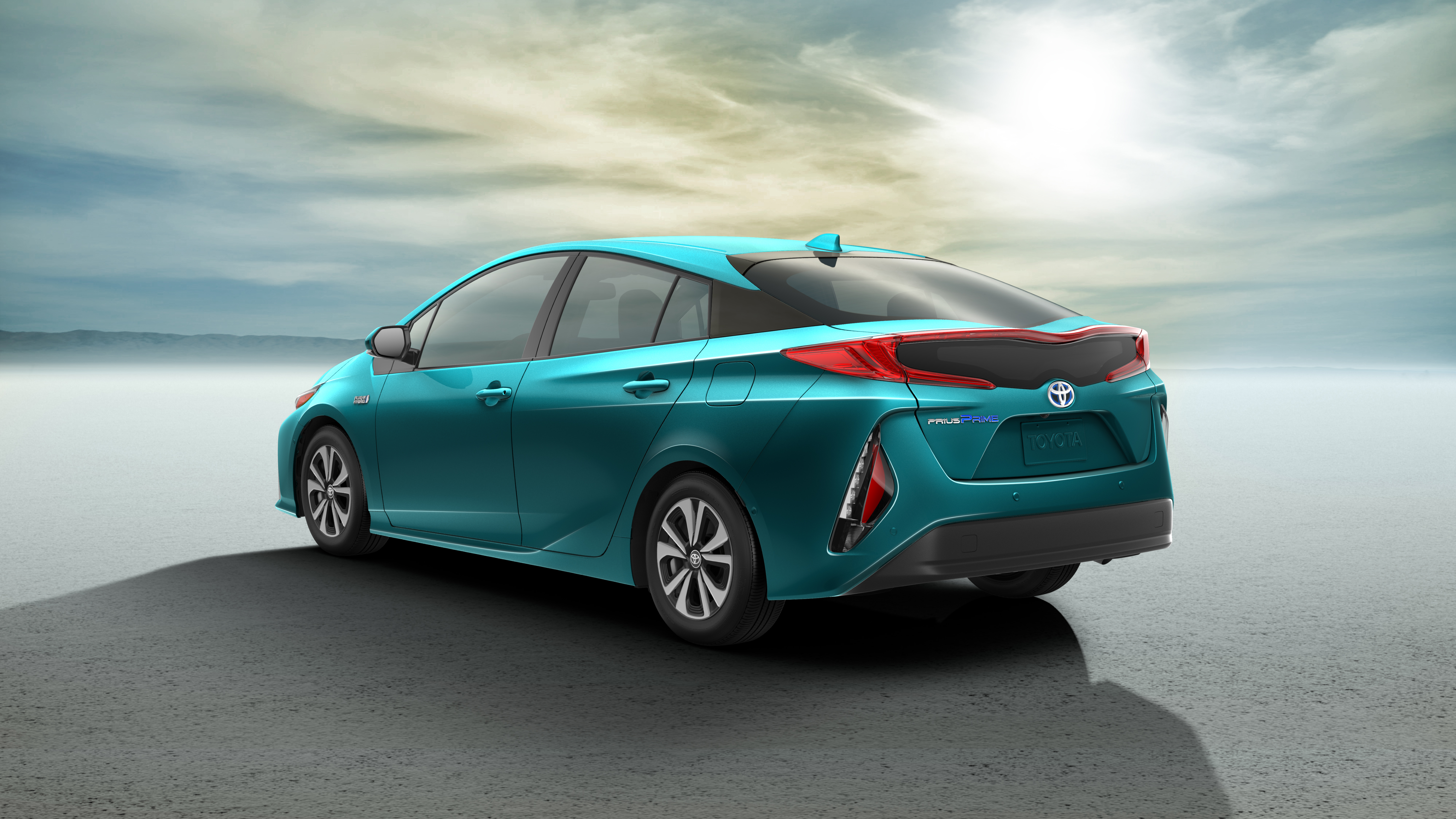 Toyota Announces The Prius Prime A Fancy That Plugs In