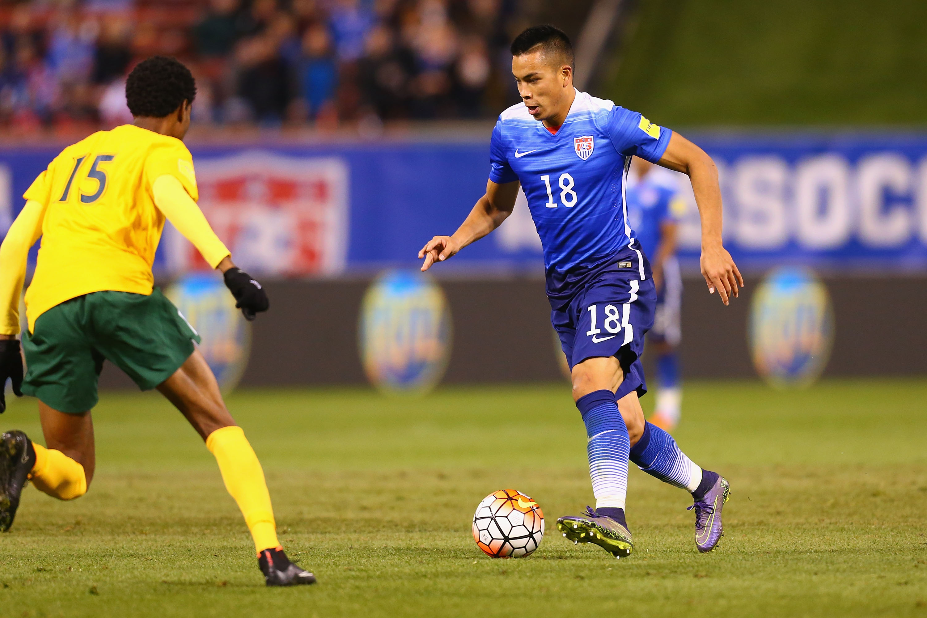 Liverpool FC Transfer News: Bobby Wood