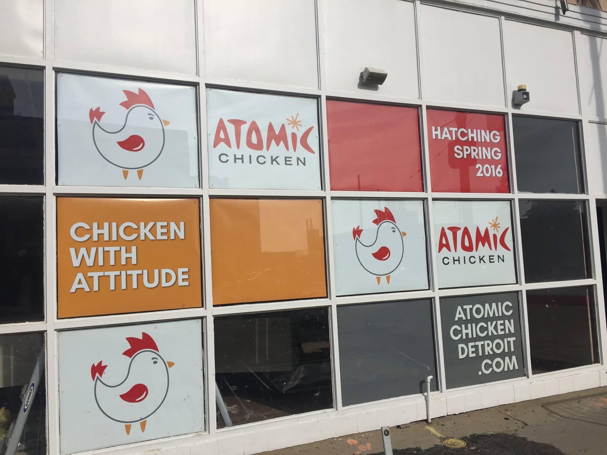 Chickens With Attitude