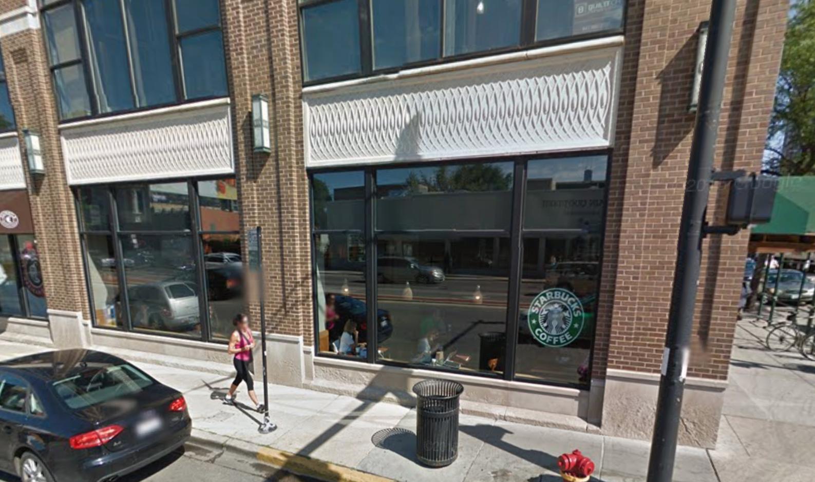 Starbucks on North/Wells