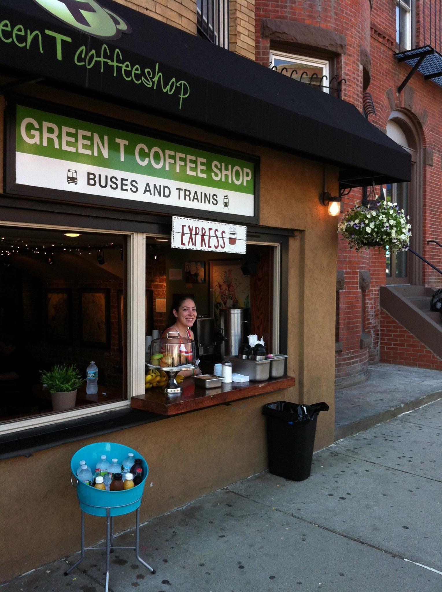 Green T Coffee Shop