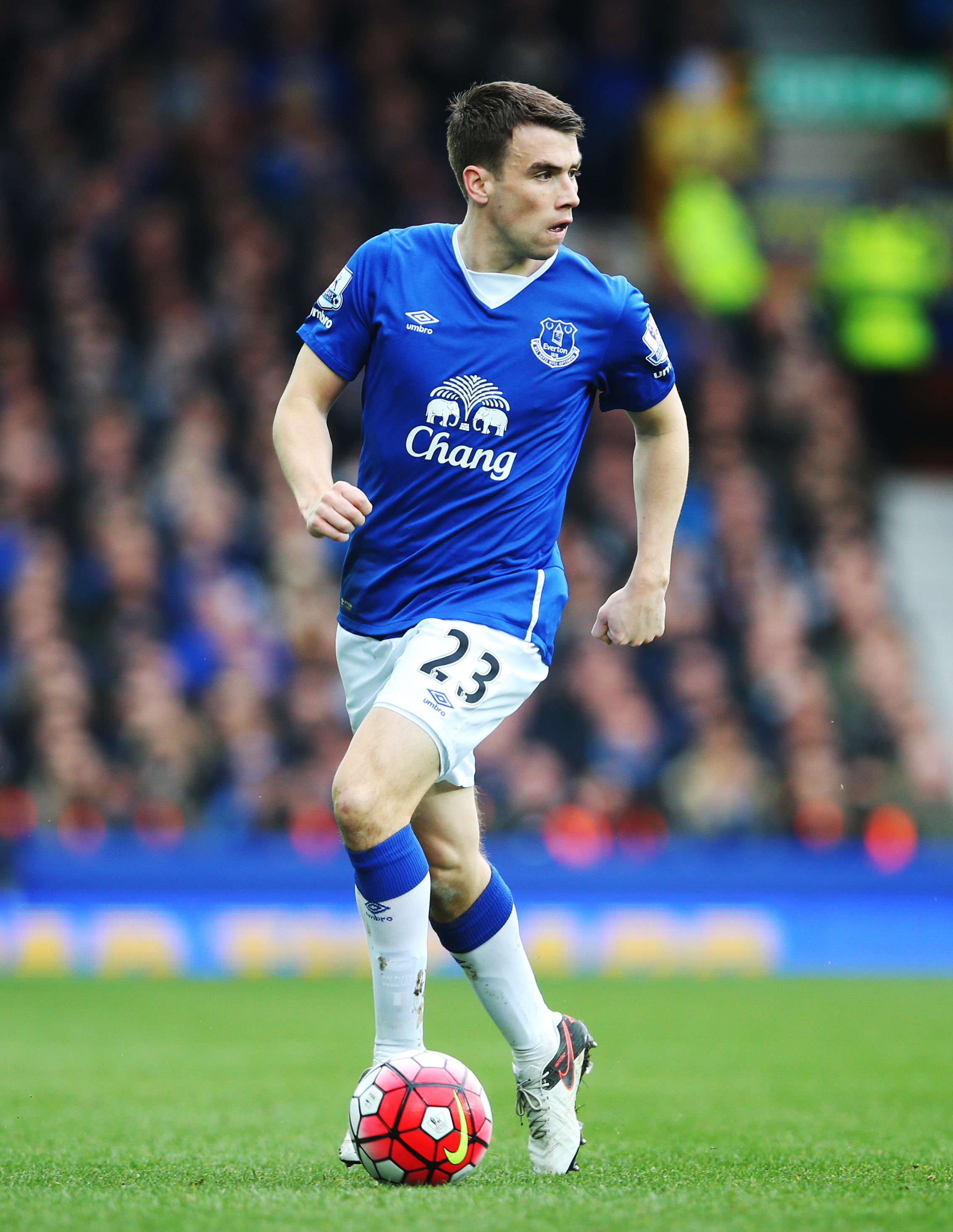 Seamus Coleman is one player who could be replaced using the funds brought in by Everton's new owner.