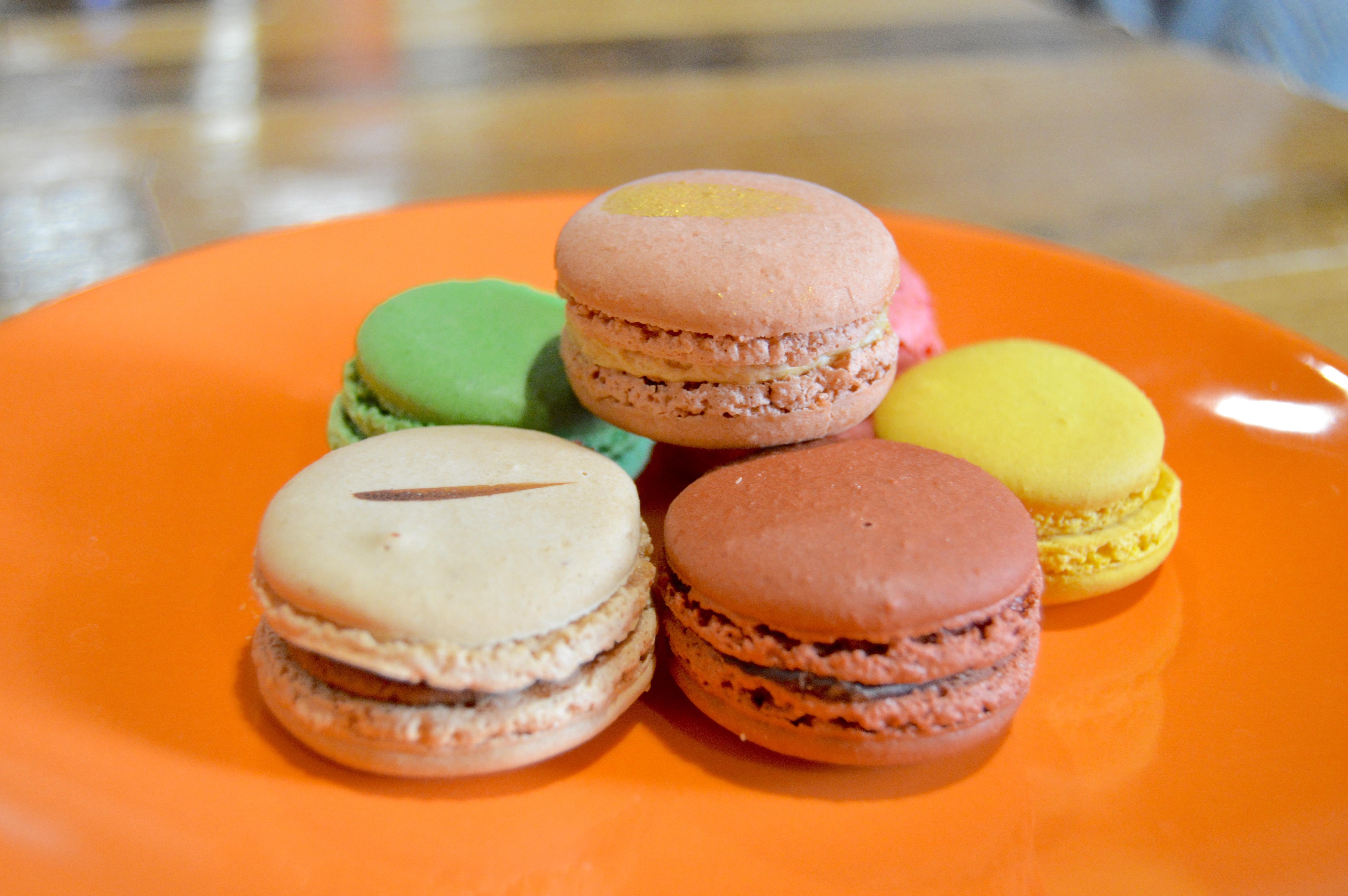 Pitchoun Macarons