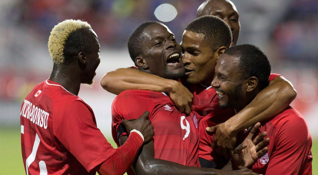 Canada to take on Mexico at BC Place