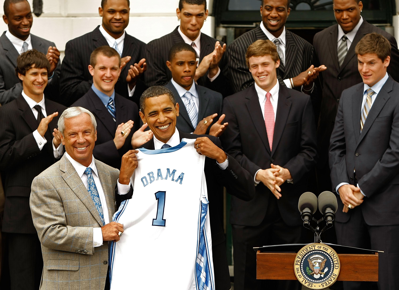 Maybe the winner of LUMM 2016 will get to meet Obama?