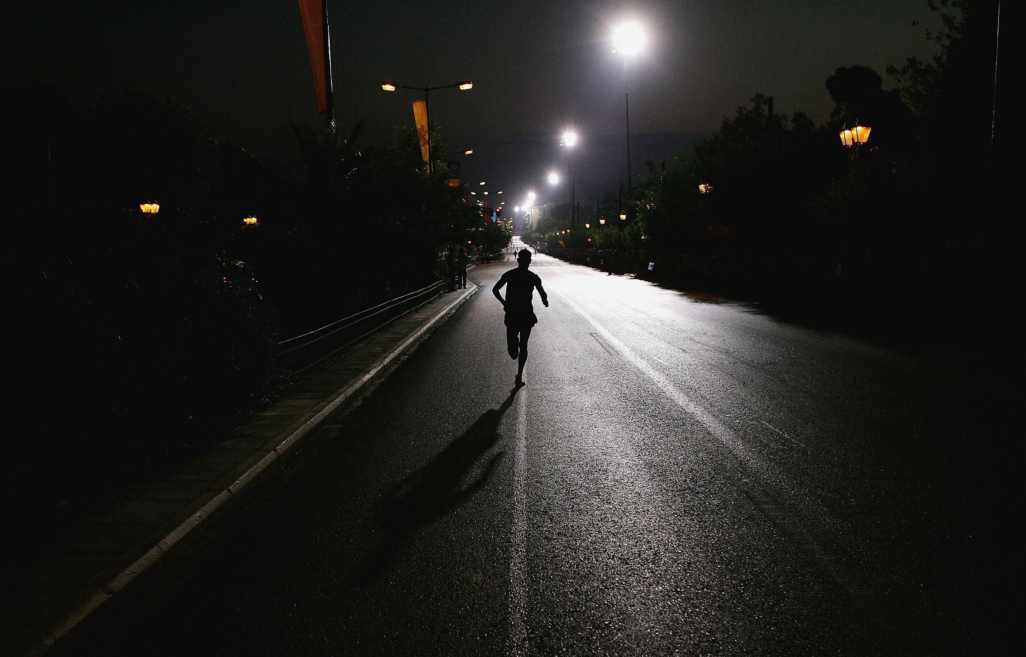 How a lifetime of running changes you