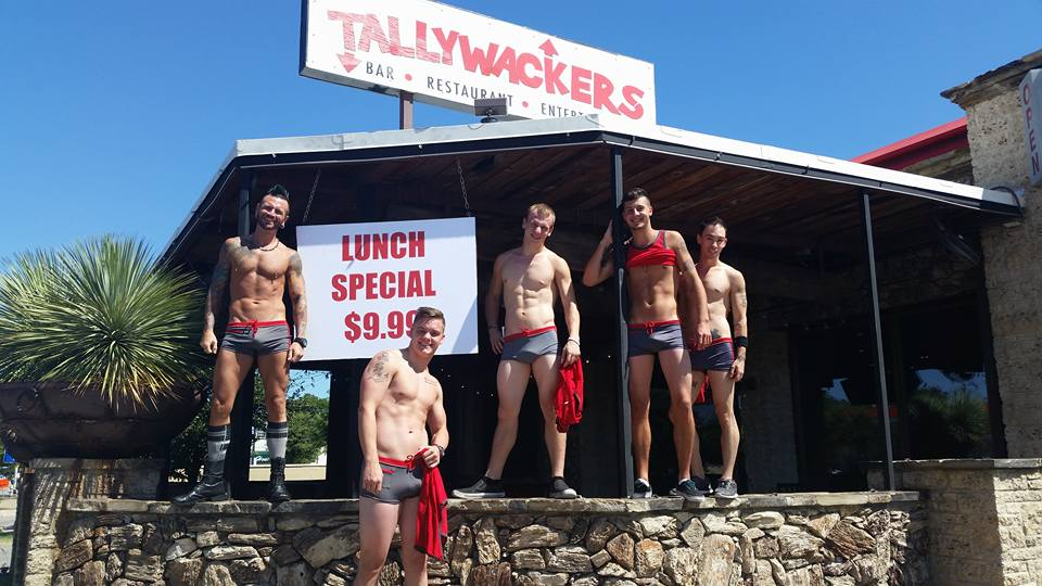 Lessons Learned From Tallywackers, Dallas's Male Version of Hooters