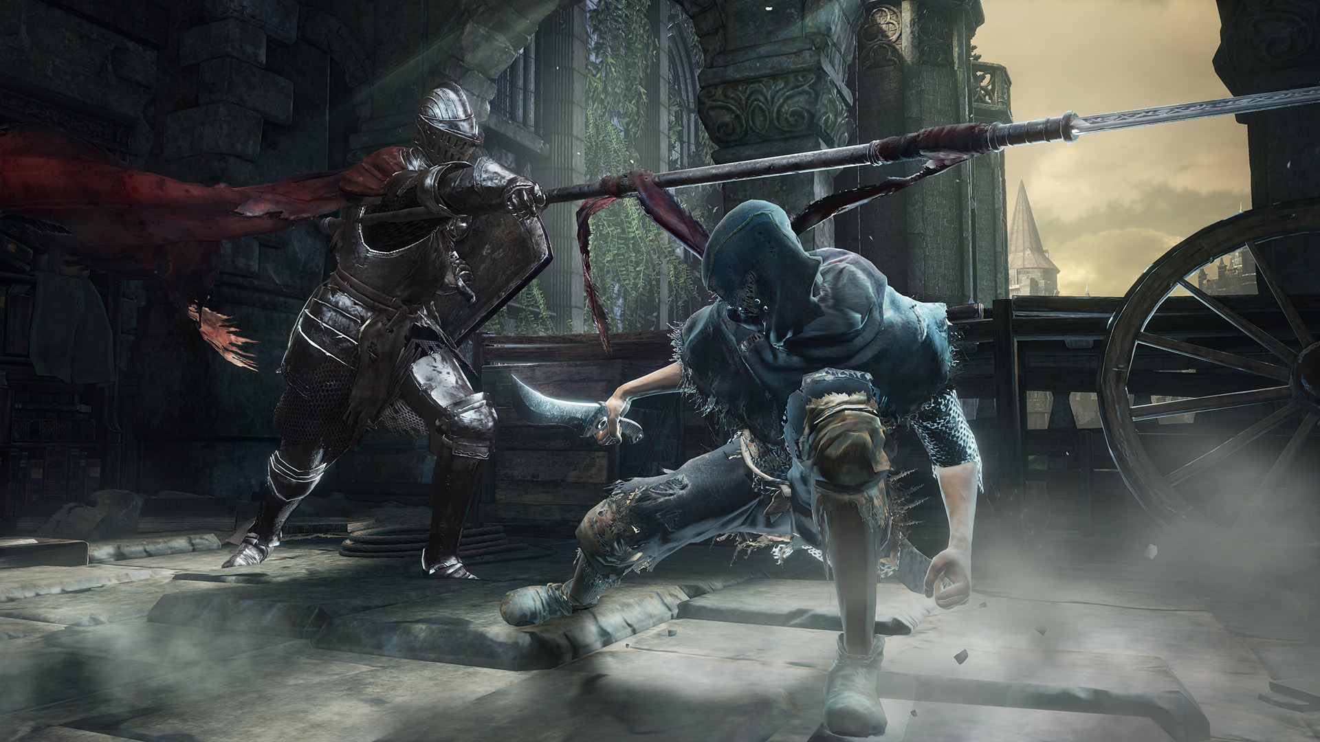 Dark Souls 3 can be downloaded from Japan, but Bandai Namco warns it's 'not complete'