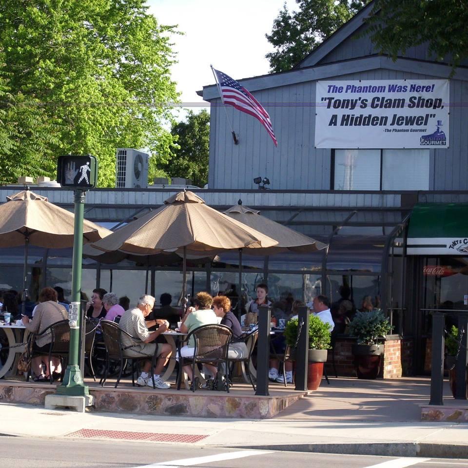Tony's Clam Shop in Quincy