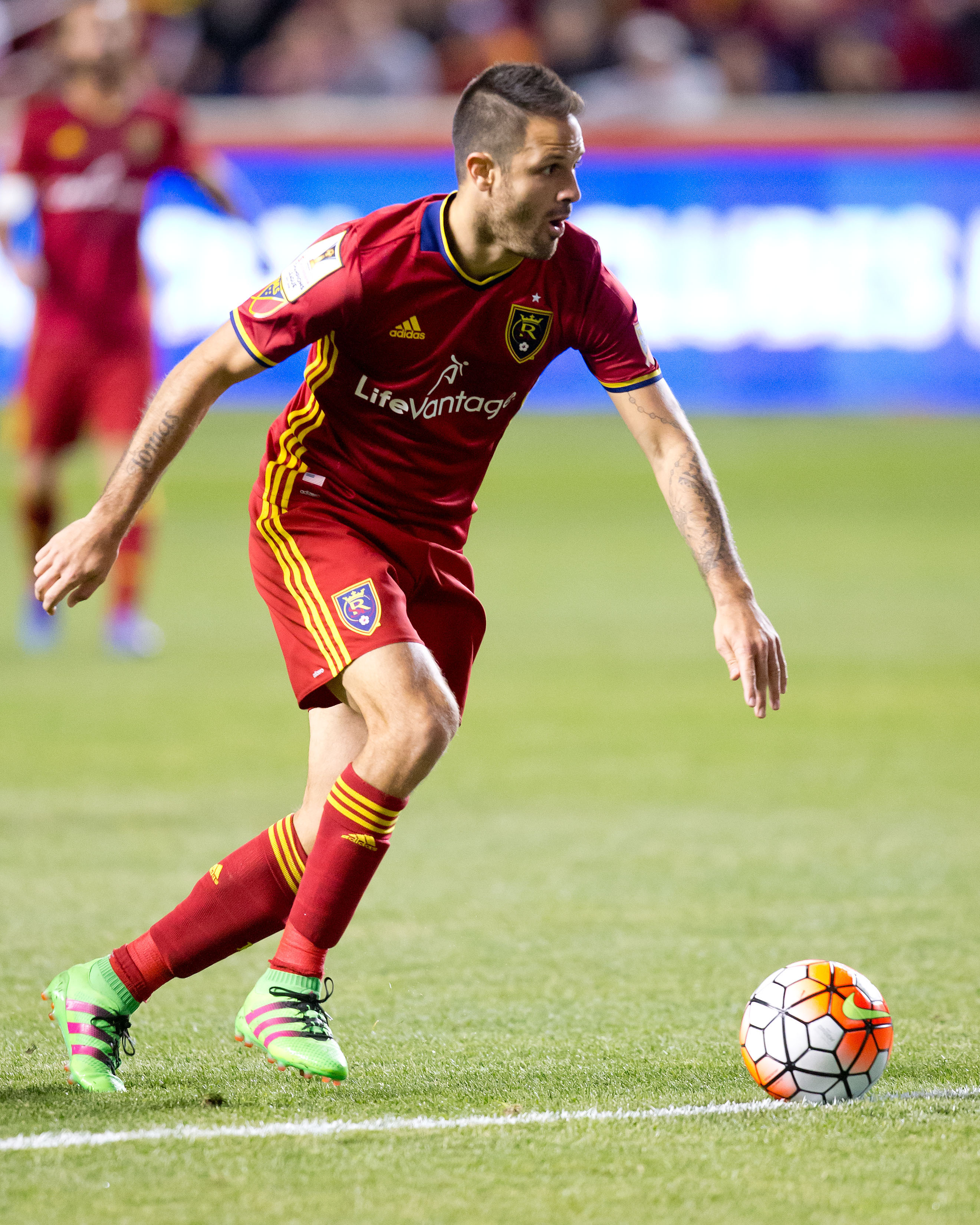 MLS: CONCACAF Champions League-Tigres UANL at Real Salt Lake