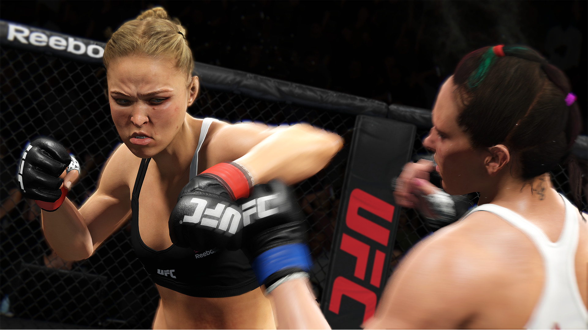 EA Sports UFC 2 patched to address inappropriate religious celebration