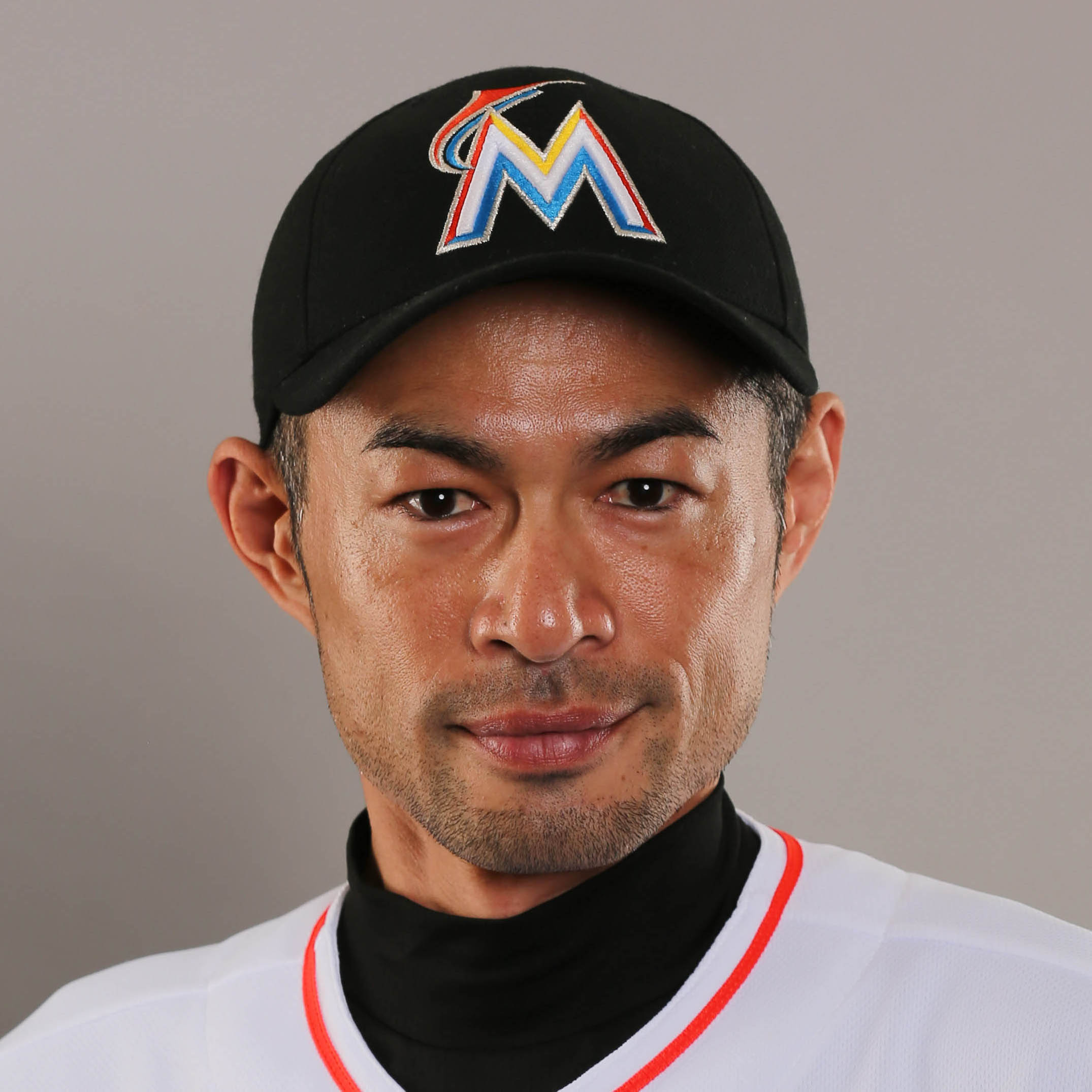 This is what Ichiro looked like when he played in the Japanese Pacific League, only younger.