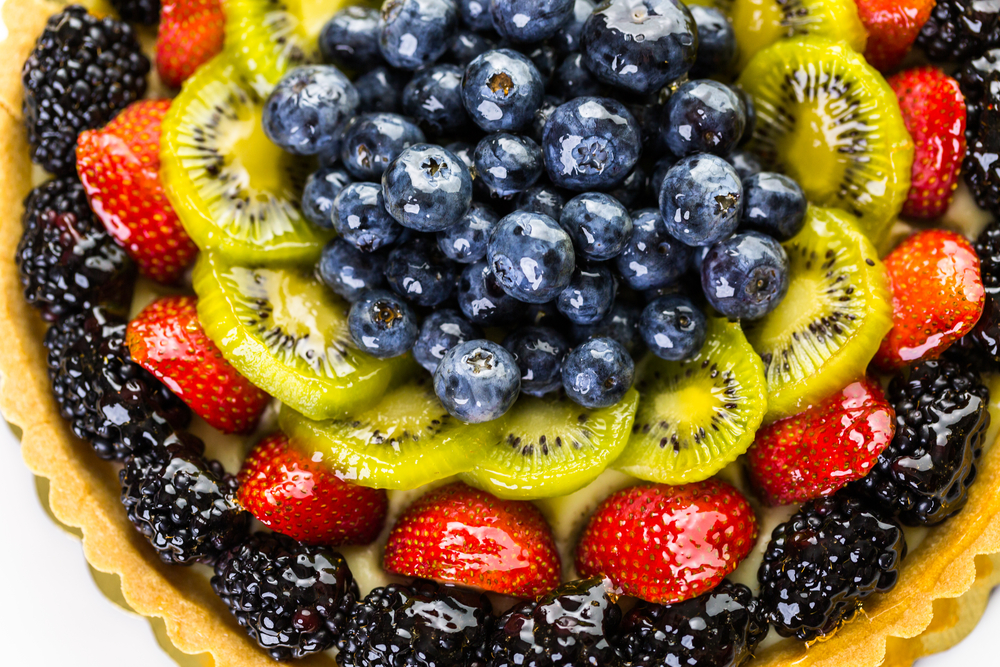 Weekend Recipe: Fresh Fruit Tart