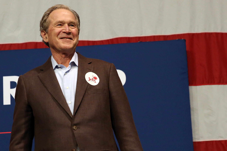 George W. Bush Leaves Fat Tip, Becomes Butt of Server's Twitter Joke