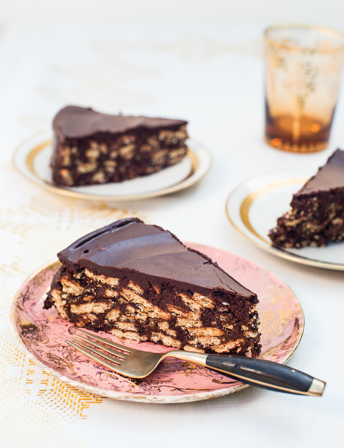Sunday Recipe: A No-Bake Chocolate Cake Fit for a Prince
