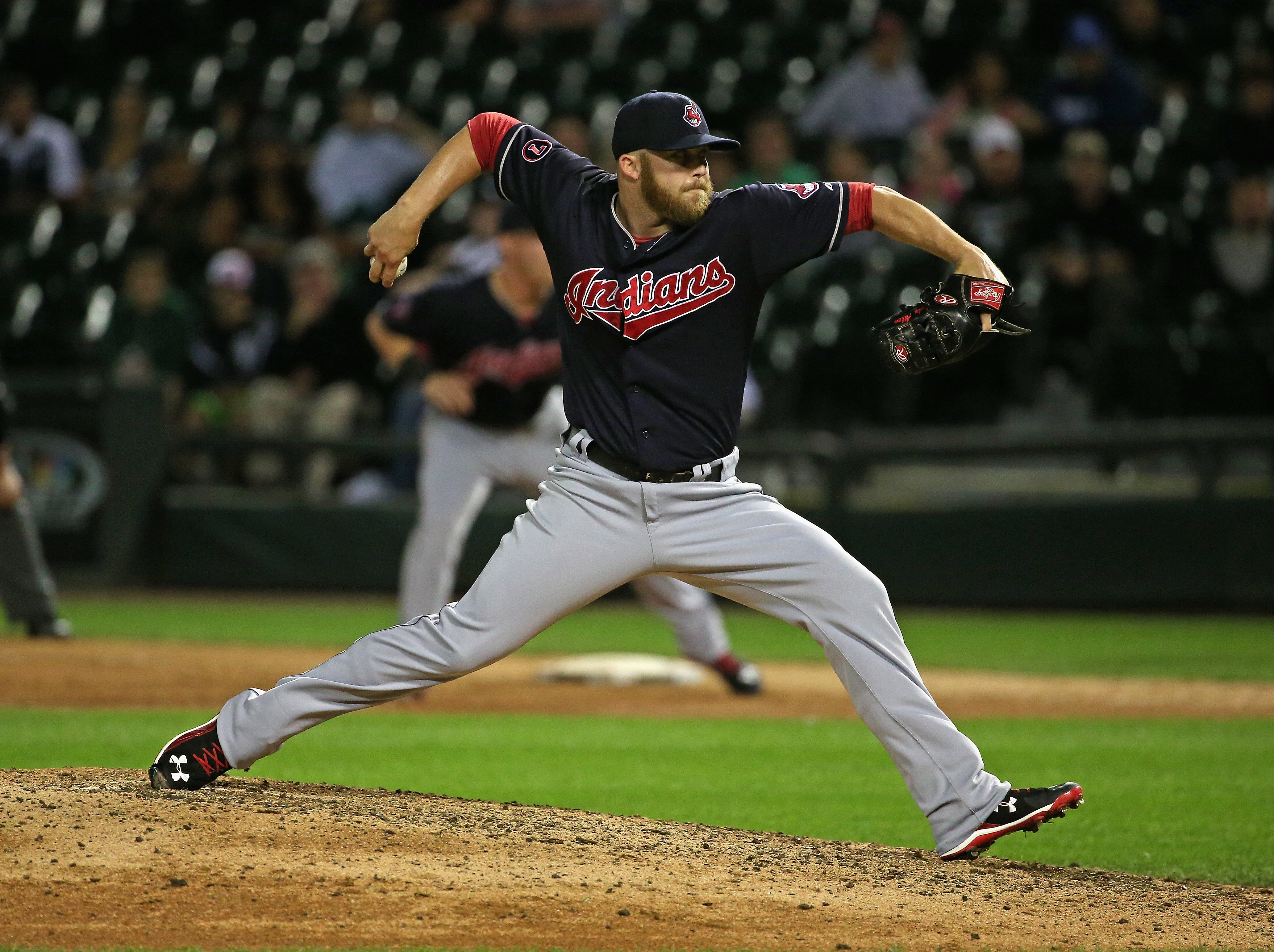 Will Cody Allen lead teh Tribe bullpen to the top of the division?