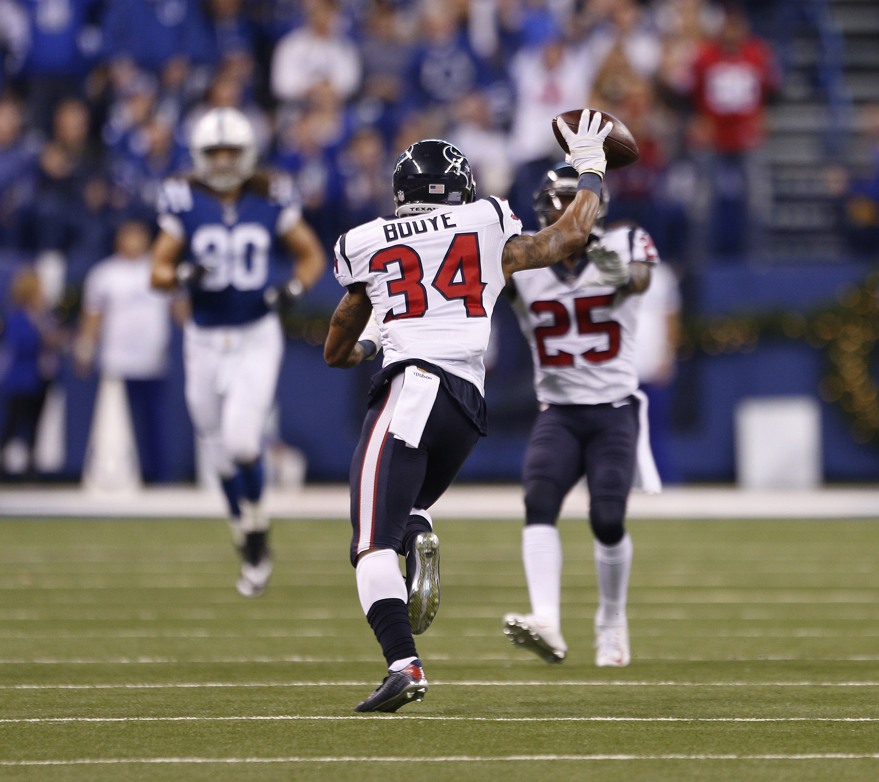 A monstrous moment from the Texans' 2015 campaign.