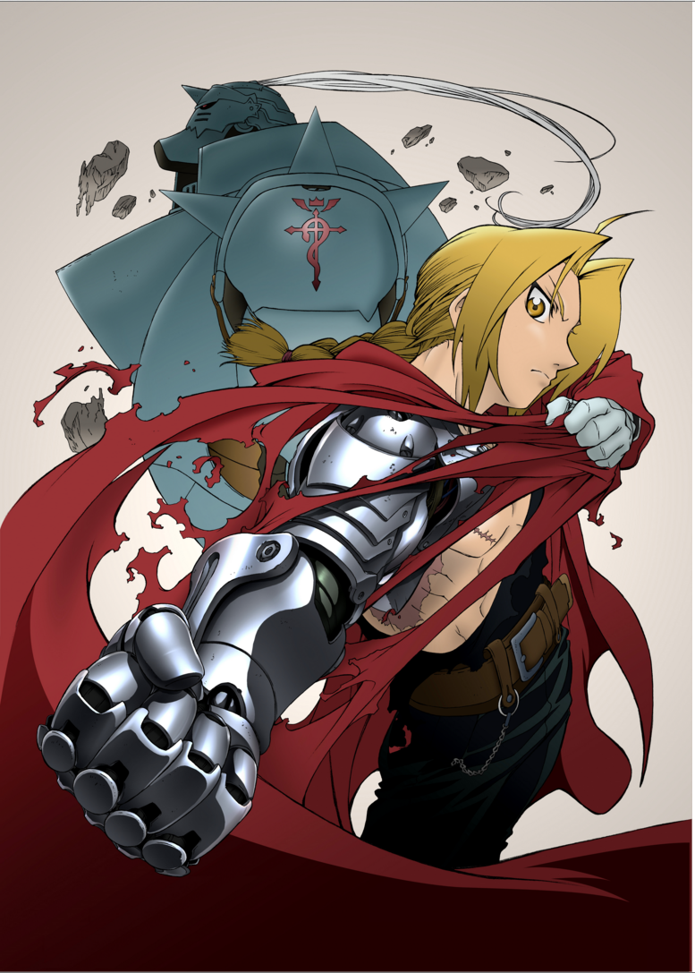 Anime hit Fullmetal Alchemist is getting the live-action treatment