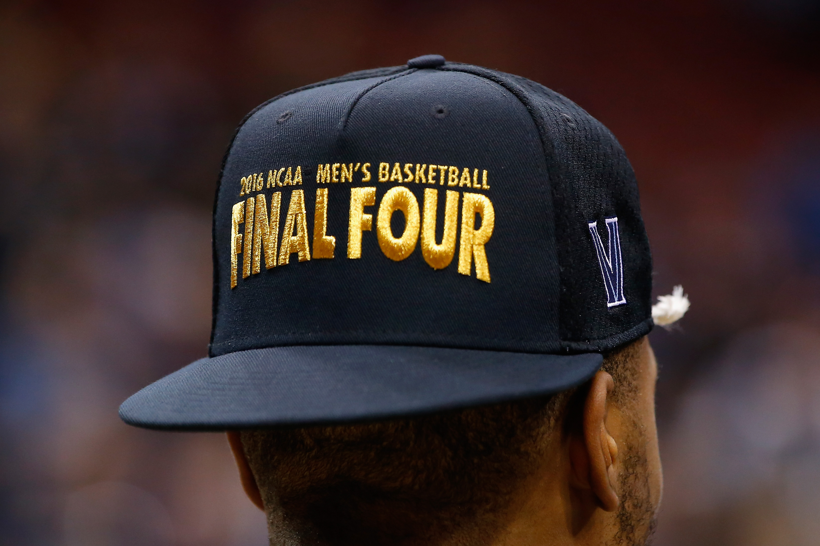 It's the Final Four; wish we had custom hats to give out to the winners...