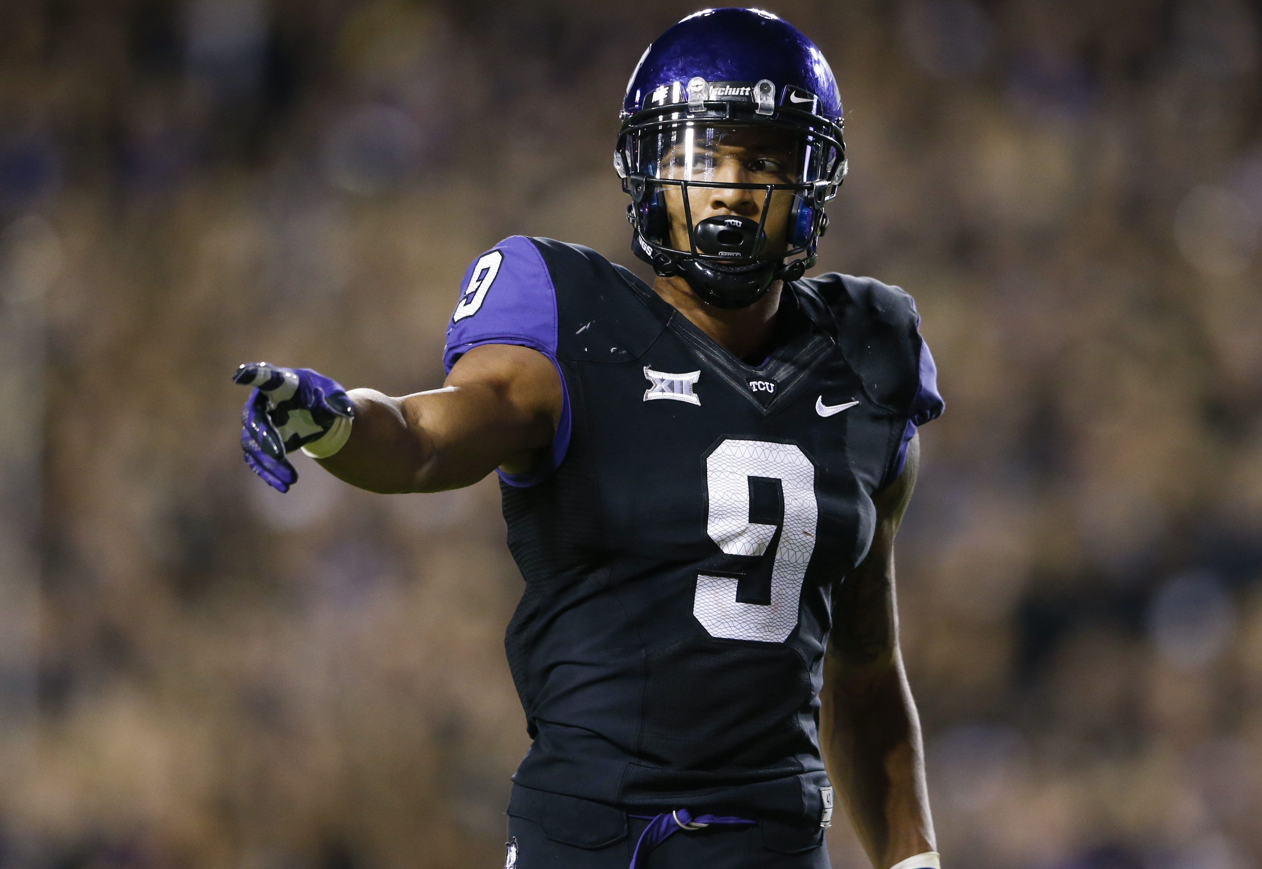 Josh Doctson has everything an NFL team should want in a receiver