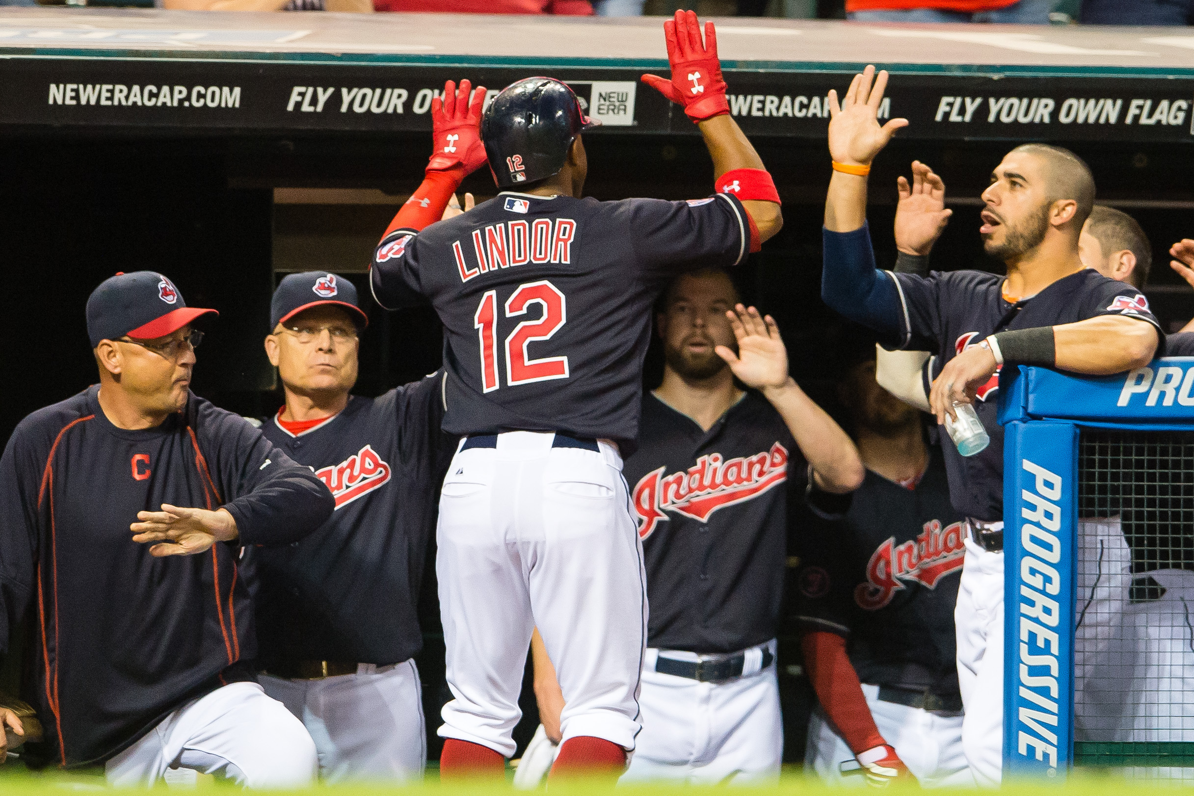 Will the Indians celebrate a division title in 2016?
