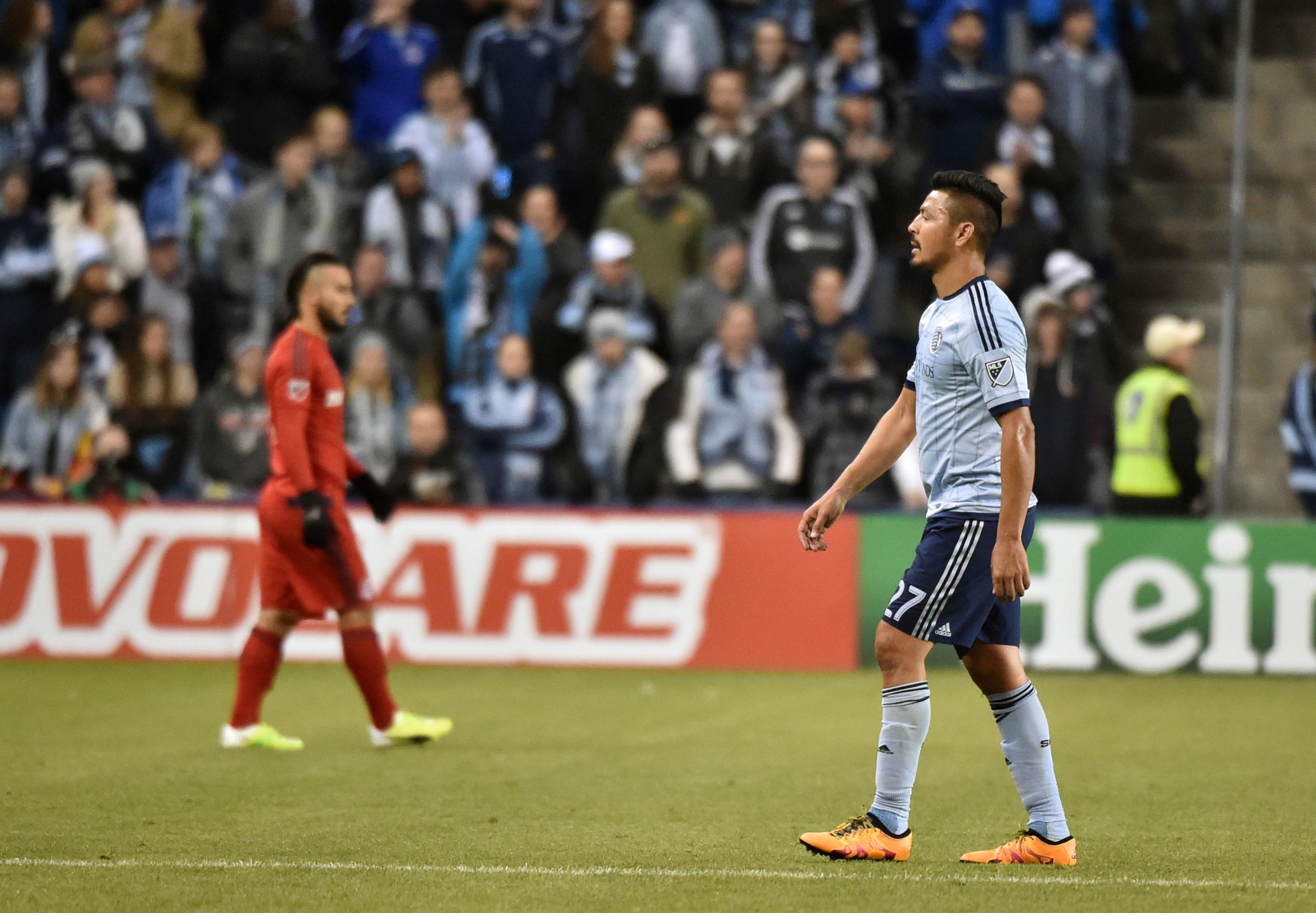 MLS: Toronto FC at Sporting KC