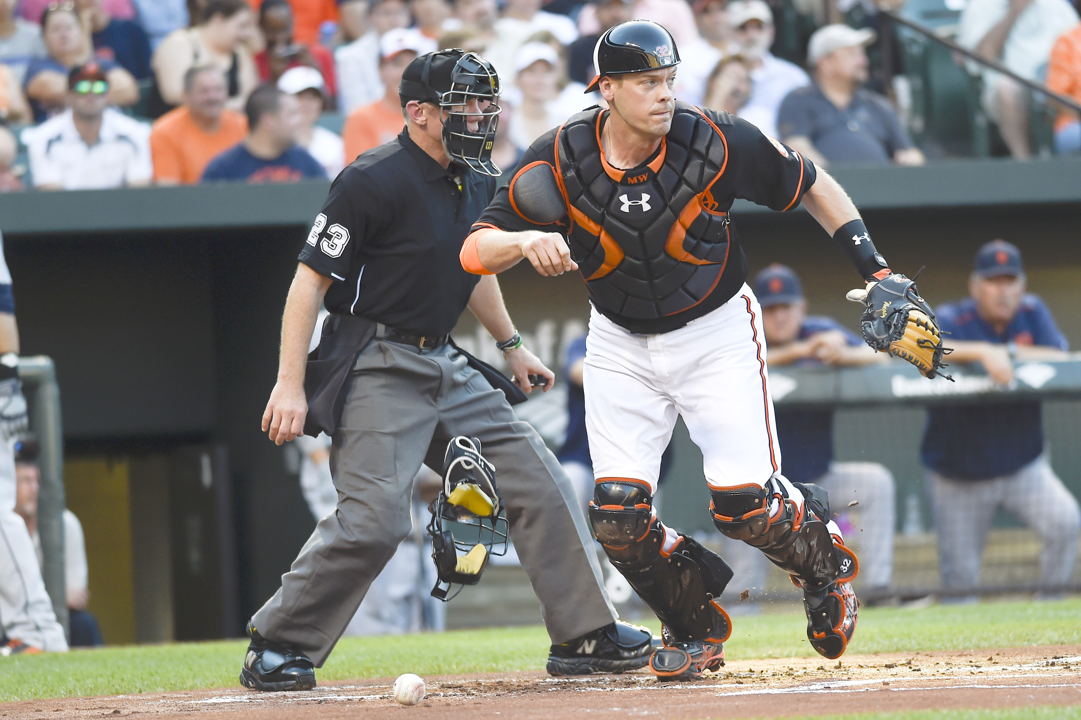 Matt Wieters was a highly decorated college athlete.