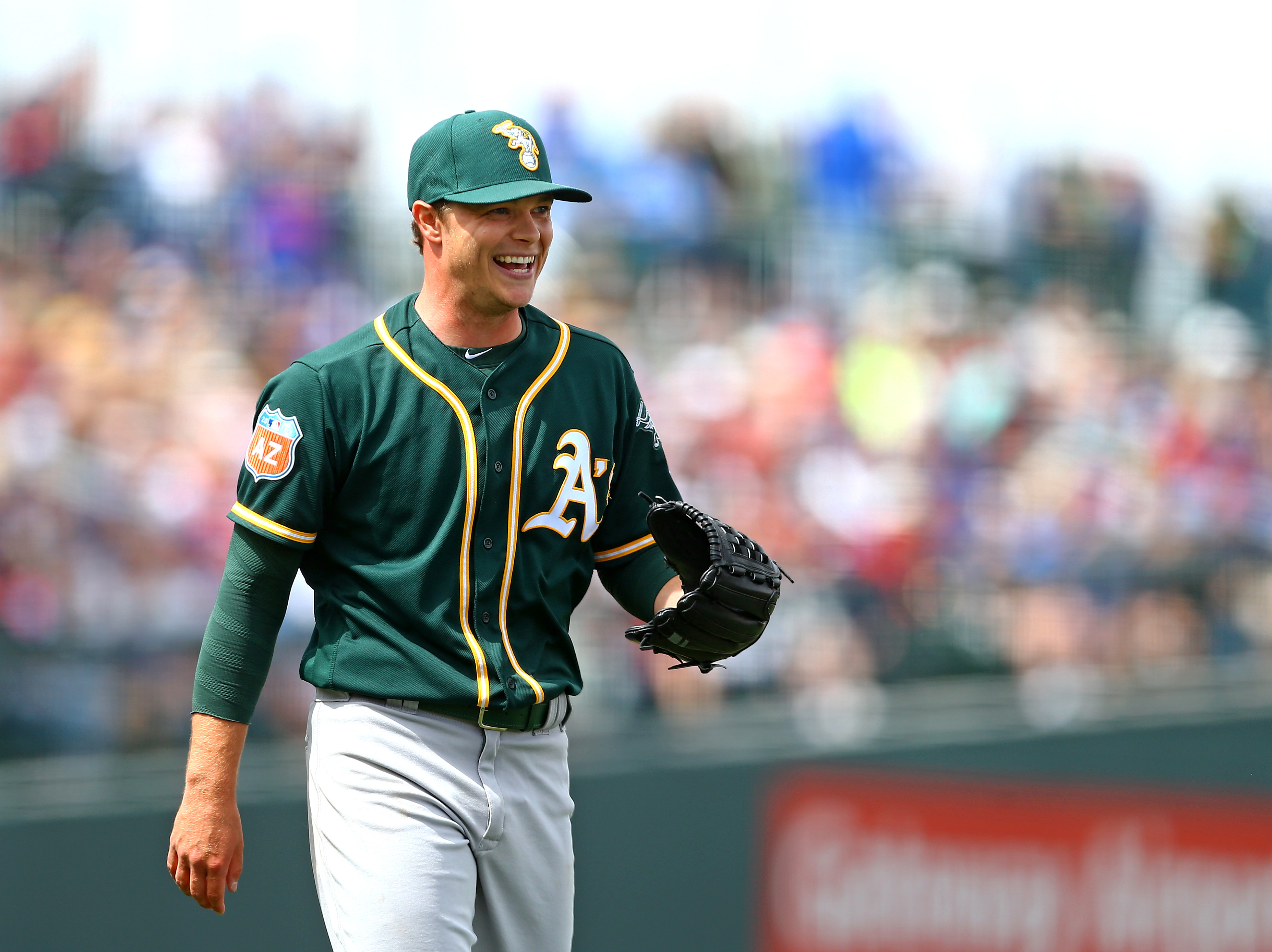 In 2015, Sonny Gray produced 3.8 fWAR while earning a third place finish in AL Cy Young Award voting.