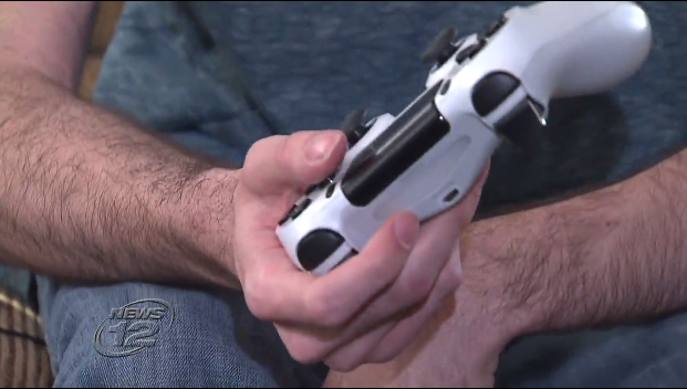PlayStation samaritan builds custom controller to help gamer with cerebral palsy