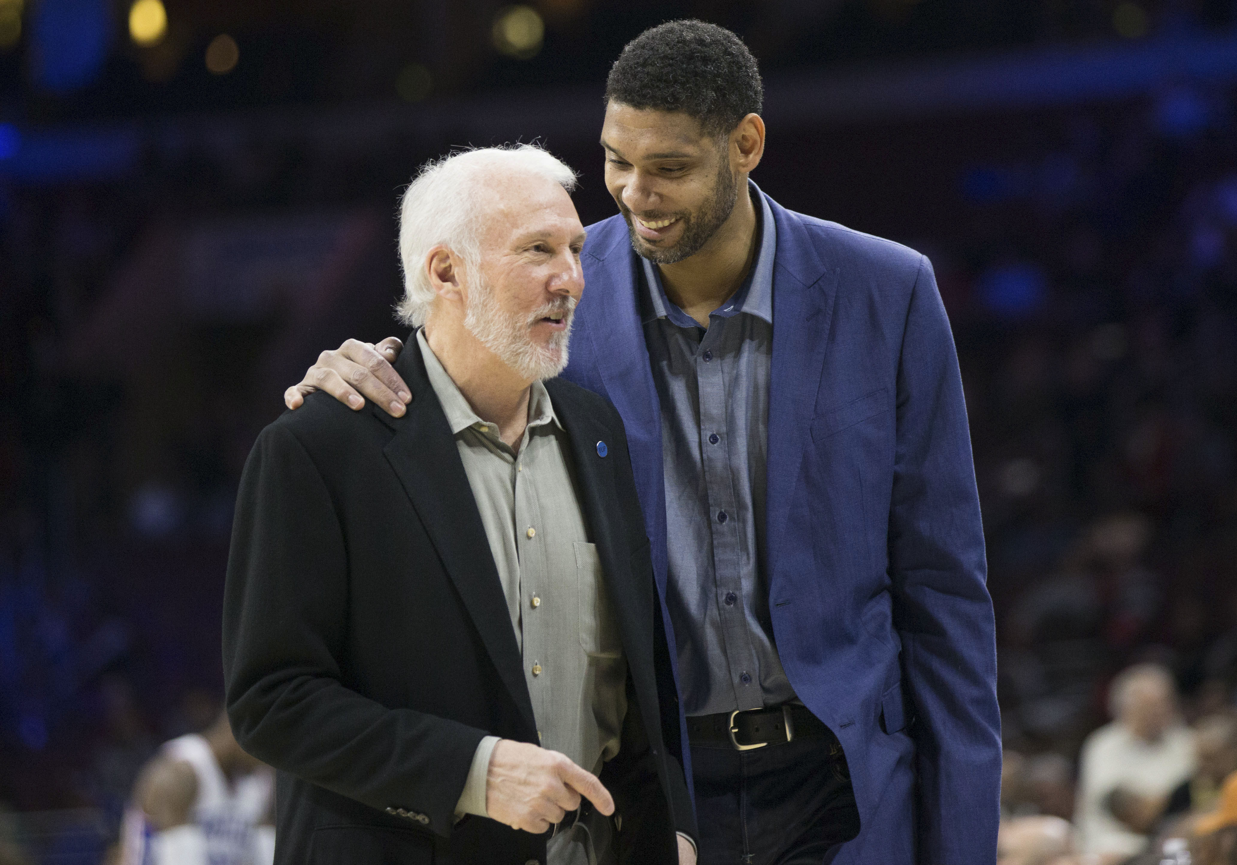 The magic of the Spurs is that there is no magic